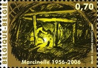 [The 50th Anniversary of the Mine Disaster in Marcinelle, Typ DEJ]