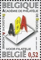 [The 40th Anniversary of the Academy of Philately in Belgium, Typ DEP]