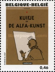 [The 100th Anniversary of the Birth of Hergé, type DID]