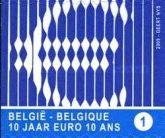 [The 10th Anniversary of the Euro Currency - Self-Adhesive Stamp, type DPG]