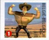 [Comics -  Bob & Bobette by Willy Vandersteen. Self-Adhesive Stamps, Typ DPZ]