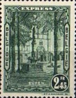 [Express stamp, Typ DV]