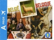 [Highlights of Belgium - Self Adhesive Stamps, Typ DXX]