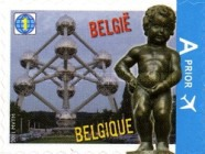[Highlights of Belgium - Self Adhesive Stamps, Typ DXZ]