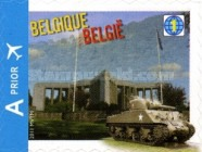 [Highlights of Belgium - Self Adhesive Stamps, Typ DYA]