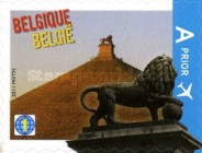 [Highlights of Belgium - Self Adhesive Stamps, Typ DYB]