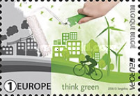 [EUROPA Stamps - Think Green, Typ EPZ]