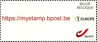 [Personalized Stamp, Typ ETH]