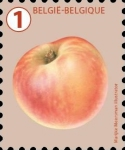 [Definitives - Fruits - Coil Stamps, Typ EZY]