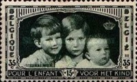 [Charity stamps, Typ FH]