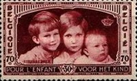 [Charity stamps, Typ FH1]