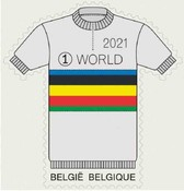 [The 100th Anniversary of the World Cycling Championships, type FHM]
