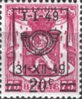 [Overprint of 1936 Series, Typ FM28]