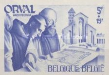 [Orval Charity Stamps - New Values, type IA2]