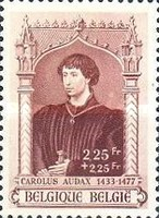 [Charity stamps, type II]