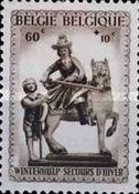 [Charity stamps, type IO]