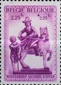 [Charity stamps, type IO1]