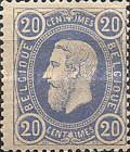 [King Leopold II, type J1]