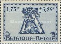 [Orval charity stamps, Typ JY]