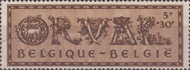 [Orval charity stamps, Typ KA]