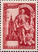 [Charity stamps, Typ KF]
