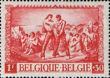 [Charity stamps, Typ LL]