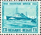[The 100th anniversary of the Oostende-Dover ferry, type MC]