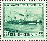 [The 100th anniversary of the Oostende-Dover ferry, type MD]