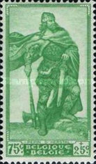 [Charity stamps, Typ MP]