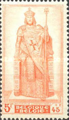 [Charity stamps, Typ MT1]