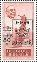 [Charity Stamps Overprinted, Typ OD1]