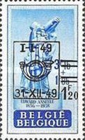 [Charity Stamps Overprinted, Typ OE1]