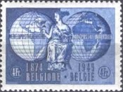 [The 75th Anniversary of the Universal Postal Union, Typ OT]