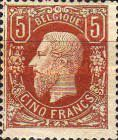 [King Leopold II, type P]