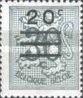 [Stamp of 1957 Surcharged, Typ PV22]
