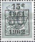 [Stamp of 1957 Surcharged, Typ PV23]