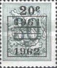 [Stamp of 1957 Surcharged, Typ PV24]