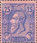 [King Leopold II, type W]