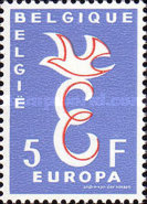 [EUROPA Stamps, Typ WE1]