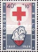 [The 100th anniversary of Red Cross charity, Typ WW]