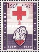 [The 100th anniversary of Red Cross charity, Typ WW2]