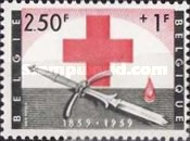 [The 100th anniversary of Red Cross charity, Typ WX]
