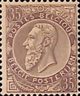 [King Leopold II, type X]
