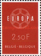 [EUROPA Stamps, Typ XH]