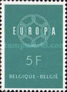 [EUROPA Stamps, Typ XH1]