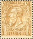 [King Leopold II, type Y]