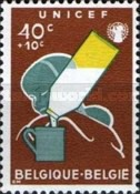 [Charity stamps - UNICEF, type YP]