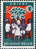 [Charity stamps - UNICEF, type YT]