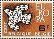 [EUROPA Stamps, Typ ZV1]