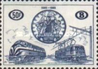 [The 75 Anniversary of the National Railway, Typ AY1]